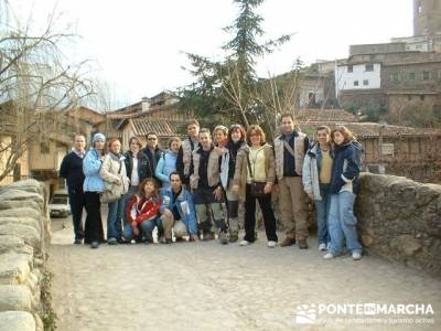 Turismo Activo - Valle del Ambroz y Candelario; asociaciones de senderismo en madrid